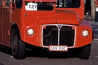 United Kingdom, London, Red Bus