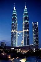 Kuala Lumpur, Twin Towers