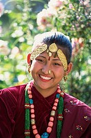 Pokhara, Sorathi Costume Dancer