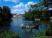 Lake Cruise, Palace on Water, Royal Lazienki Palace Gardens, Warsaw, Poland
