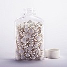 Aspirin in Jar