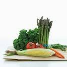 Various Vegetables (thumbnail)