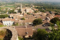 Village. Bonnieux. Luberon. France