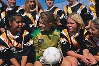 Girls´ Soccer Team