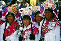 Oruro carnival. La Llamerada. Oruro was a ceremonial centre from prehispanic times. In Paria, the first city in Bolivia founded by Spanish, priest Jos...