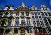 Grande Place, Brussels. Belgium.