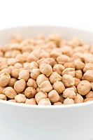 Chickpeas Cicer arietinium  These pulses must be prepared by soaking