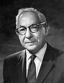 Isidor Isaac Rabi 1898-1988, US physicist and Nobel laureate  Rabi was born in Austria-Hungary, but emigrated to the USA as a child  Rabi was educated...