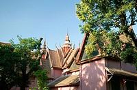 National Museum. Phnom Penh. Cambodia