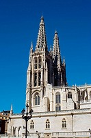Burgos cathedral, Spain, april 2006