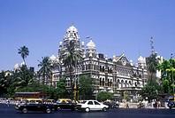 Victoria railwaystation, Mumbai (bombay), India.