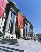 Metropolitan museum of Art, Manhattan, New York, USA