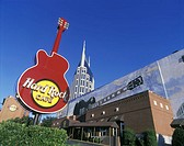 Hard rock cafe, Nashville, Tennessee, USA.(!! not released!!)