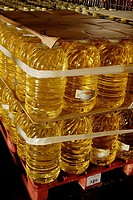 Olive oil. Spain