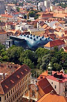 Kunsthaus, The Bubble, Graz