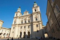 Cathedral Salzburg Austria