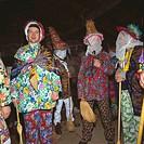 Lantz carnival. Navarra. Spain