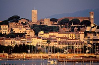 France, Alpes-Maritimes (06), Cannes, the old town