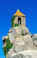 France, Côtes-d´Armor (22), the virgin of Port-Blanc, Cote des Ajoncs