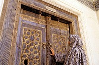 asia, iran, mahan, mausoleum of shah ne´matollah vali