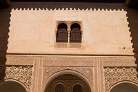 europe, spain, andalusia, granada, alhambra, palacio nazaries
