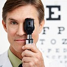 Ophthalmologist
