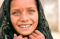 Rajuri is a singer from a village near Pushkar, Rajasthan. She is from a caste of musicians and singers. She is often seen in Pushkar singer with her ...