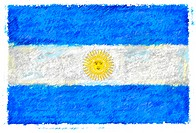 Flag of Argentina (thumbnail)