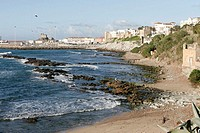 Tarifa and La Caleta. Cádiz province, Andalusia, Spain