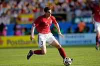 SG Sport, Fußball, Confederations Cup 2005, Halbfinale, Deutschland gegen Brasilien 2:3, Franken-Stadion Nürnberg, Deutschland, 25 06 2005, Spielszene...