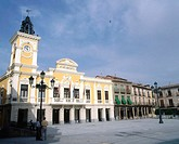City Hall. Guadalajara. Castilla-La Mancha, Spain.