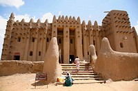 Great Mosque, Djenné. Mali