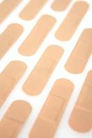 Sticking plasters