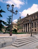 Palacio de Anaya (neoclassical, 1760-1768). Salamanca. Spain