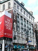 USA, New York city department store Macy´s, outside, America, city, Manhattan, Herald Square, buildings, businesses, business-buildings, department st...