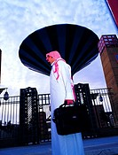 Arab Businessman in Riyadh, Saudi Arabia (thumbnail)