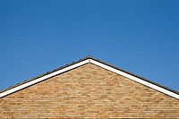 Gable of a house (thumbnail)