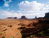 John Ford Point. Monument Valley. Arizona. USA.