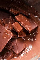 Melting chocolate (thumbnail)