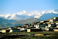 China, Tibet, Tingri, Cho Oyu