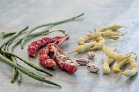 Various beans and legume