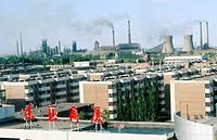 Jiayuguan. China.
