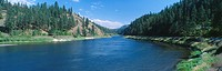 Clearwater River; Lewis and Clark 1805 expedition route