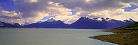 Panoramic view near Patagonia, Argentina