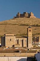 Almonacid del Marquesado. Toledo province. Spain