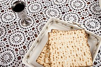 The Elijah Cup and Matzo