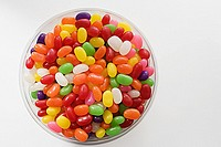 Bowl of jellybeans