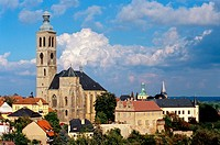From the late 13th to late 16th centuries Kutna Hora was a rich silver mining town and many of its buildings reflect its former wealth. The Church of ...