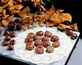 Marrons glac&#233;s