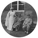 mutilati assistiti della croce rossa, 1915_18